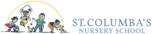 St Columbass Nursery School Logo